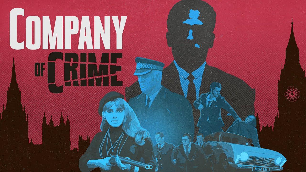 Криминал, закон и рок-н-ролл: анонс Company of Crime.