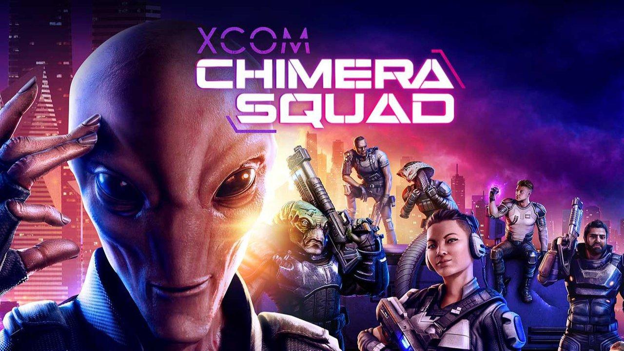 XCOM: Chimera Squad…