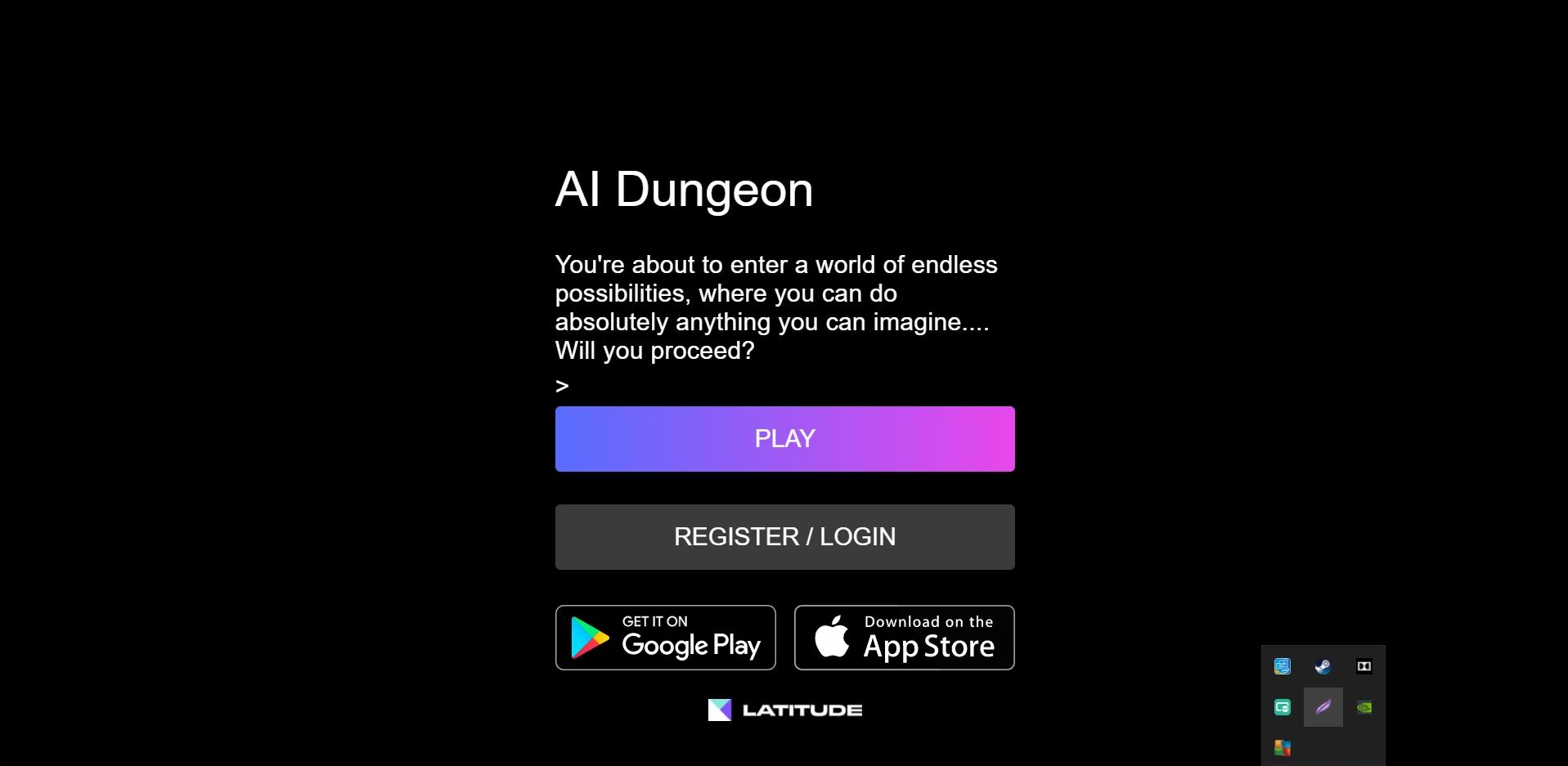 AI Dungeon…