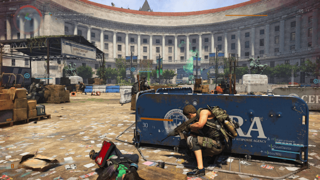 Обзор  Tom Clancy's The Division 2