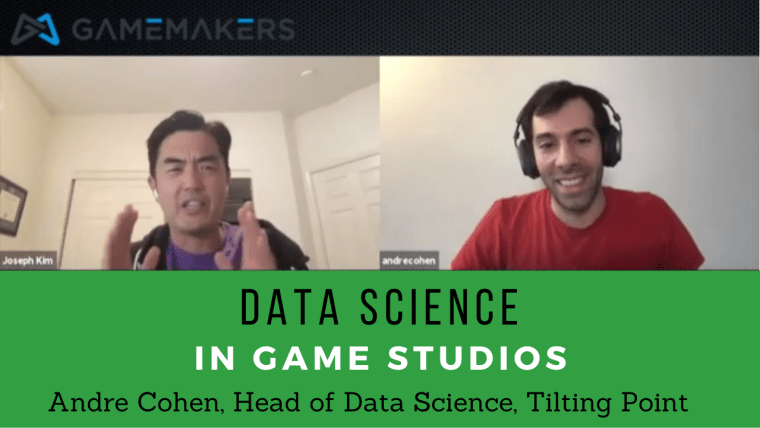 Data Science at Games Studios