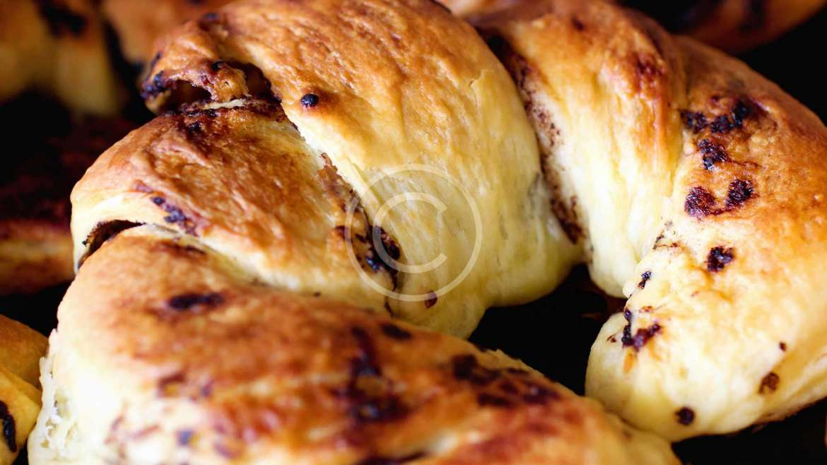 Ultimate Chocolate Croissant