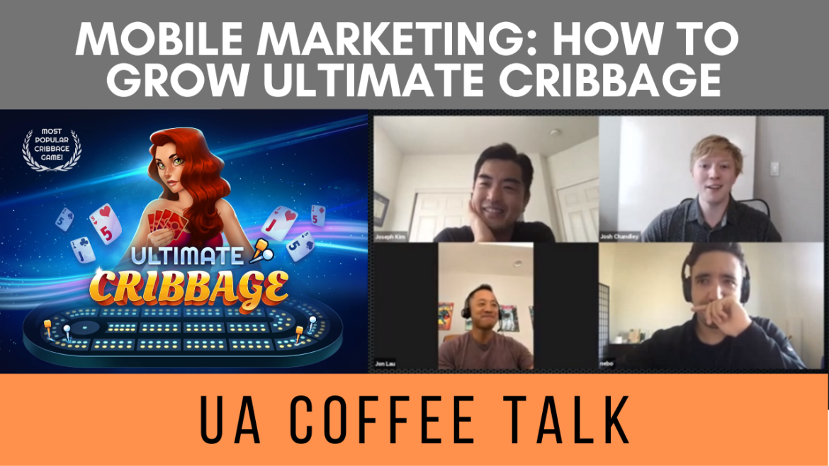 Mobile Marketing for Card Games | Growing Ultimate Cribbage