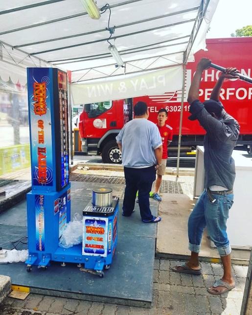 Hammer Game Rental Singapore