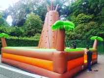 Inflatable Rock Climbing Rental