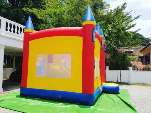 Rent Large Bouncy Castle Singapore