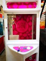 Customised Branding on Arcade Machine
