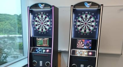 Professional Dart Machine Rental