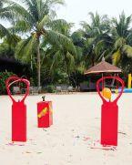 Balloon Blaster Challenge Rental