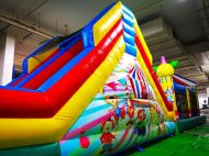 Carnival Obstacle Course Rental