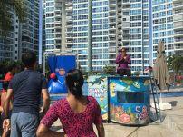 Dunking Machine Rental Singapore
