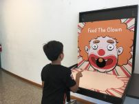 Feed the Clown Carnival Box Game