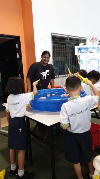 Fishing Game Rental Singapore