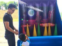 Inflatable Shooting Game Rental