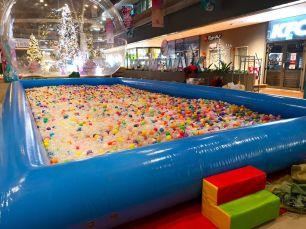 MEGA ball pit rental in Singapore