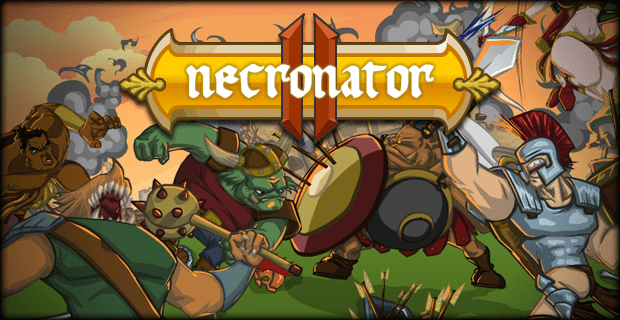 Necronator 2   Play on Armor Games