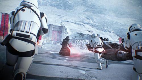 Опубликован первый полный трейлер к Star Wars: Battlefront 2