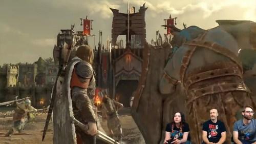 Опубликован 1 час геймплея в Middle-earth: Shadow of War — смотреть
