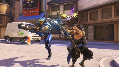 Overwatch временно станет бесплатным, как играть
