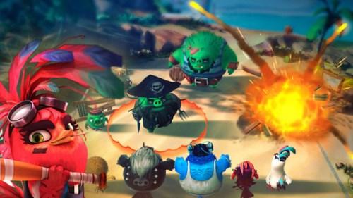 Всё об игре Angry Birds Evolution — где скачать на андроид, обзор, отзывы