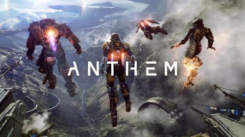 Трейлер игры Anthem от создателей Mass Effect