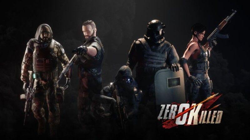 Zero Killed – taktyczny, multiplayerowy FPS w VR