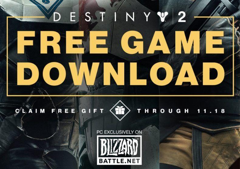 Destiny 2 BlizzCon 2018