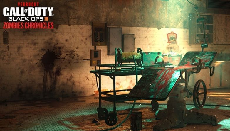 Black Ops 3 Zombies Chronicles New Videos Of Remastered