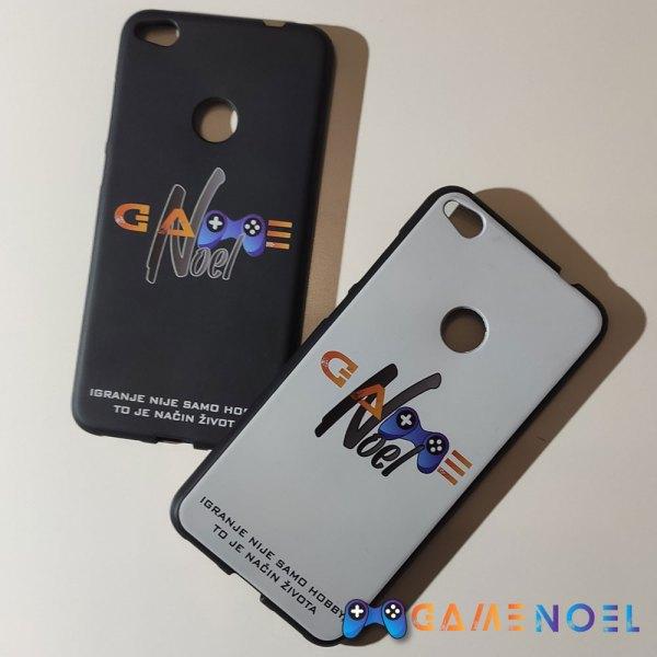 Zaštitne gumene maskice s GameNOEL logom
