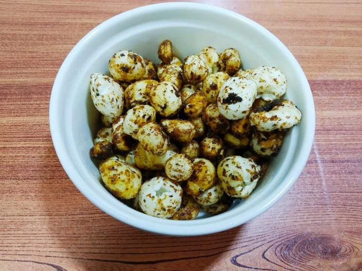 Movie time snack-alternative to popcorn-Lotus seed healthy snack