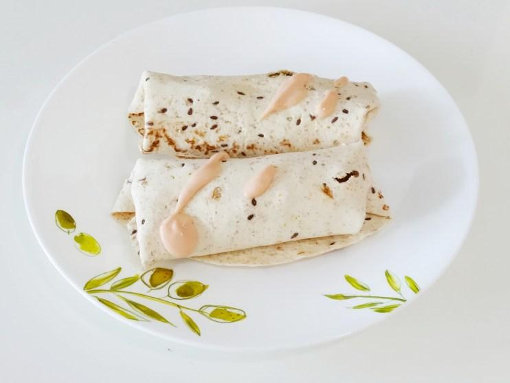 High protein healthy middle eastern breakfast-Vegan,vegetarian
