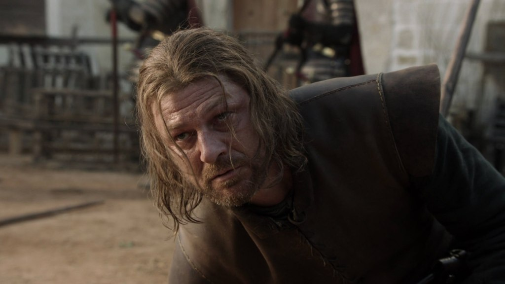 """Game of Thrones S01E05 """"The Wolf and the Lion"""""""