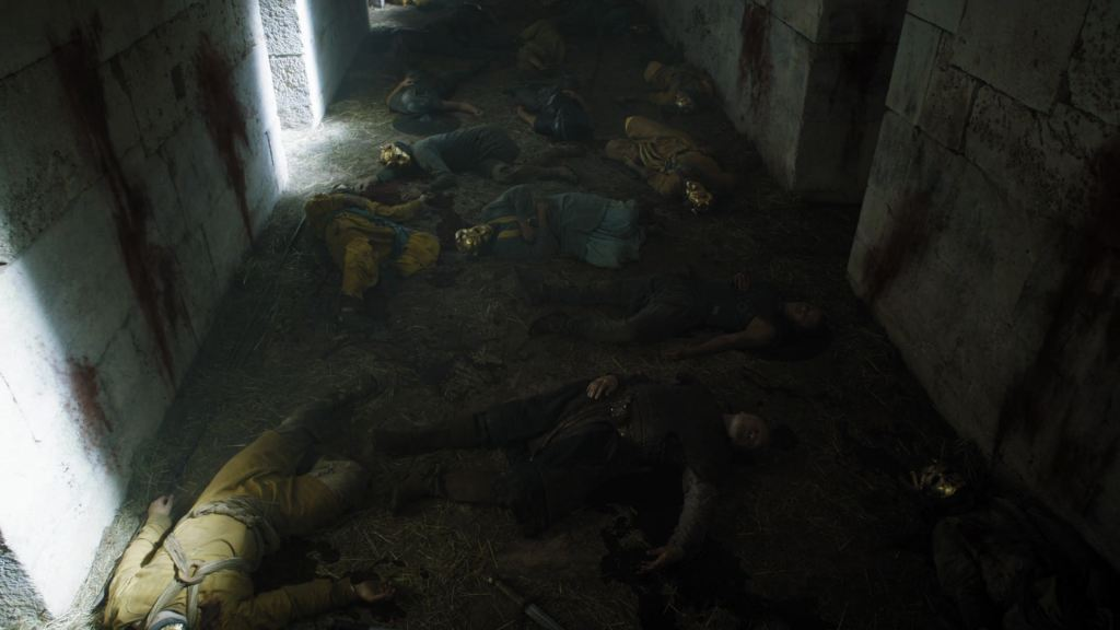 """Game of Thrones S05E04 """"Sons of the Harpy"""""""