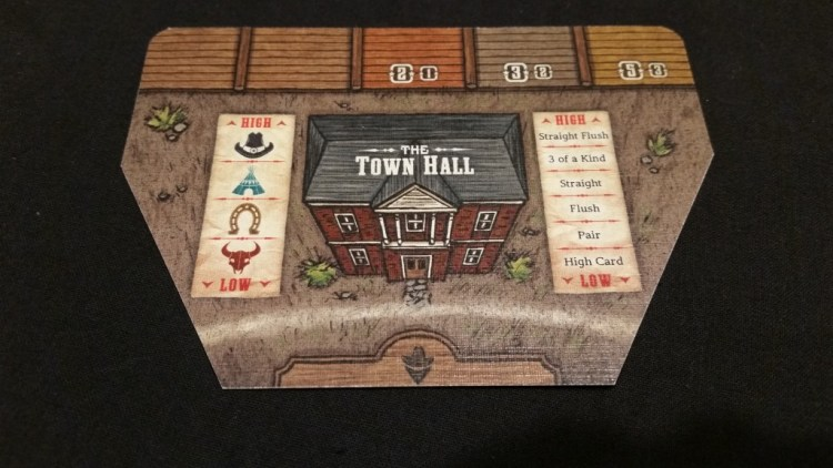 Lots of useful information is right there on the Town Hall card