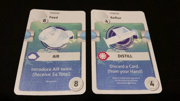 These are the basic utility cards that come in your starter system. Don't that fool you though, they are super useful.