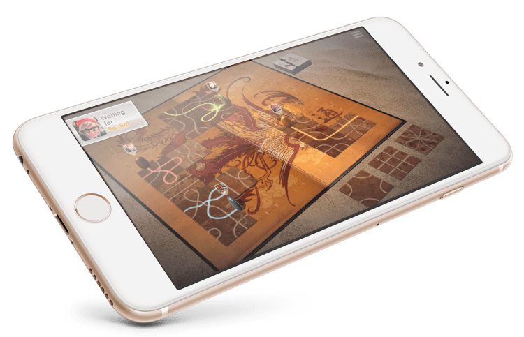 Tsuro 05 - iPhone6 Plus - Online