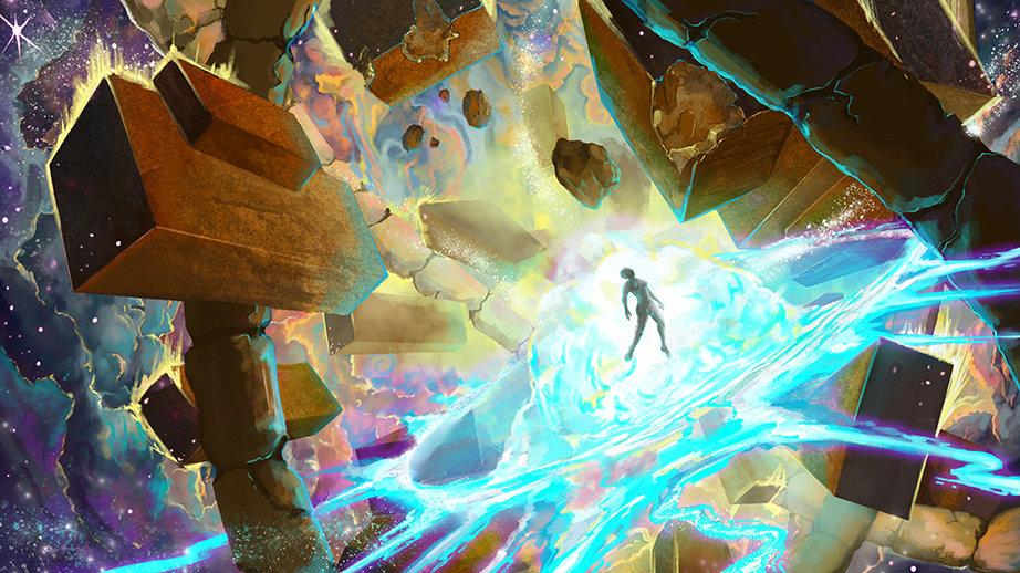 Phenomenal cosmic power!