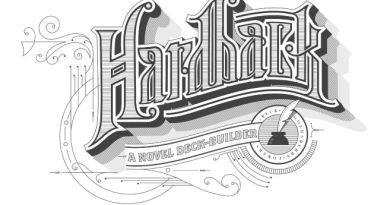 Hardback board game