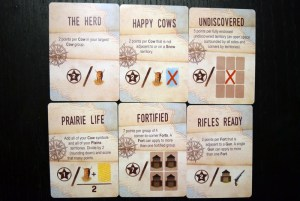 circle the wagons cards