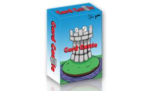 card castle box