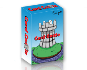 card castle box