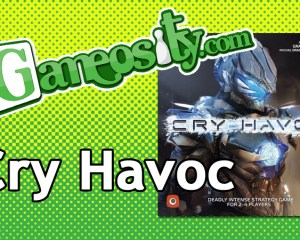 Gameosity Youtube Cry Havoc