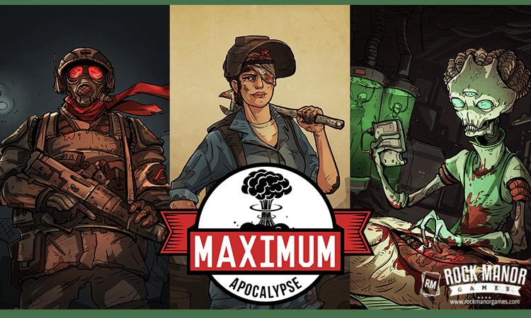 Maximum Apocalypse box