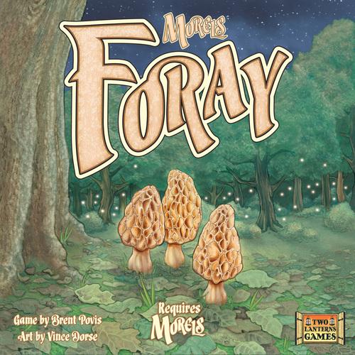 morels foray kickstarter