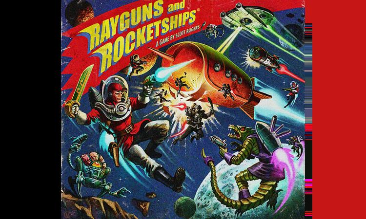 Rayguns & Rocketships kickstarter