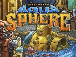 Aquasphere board game