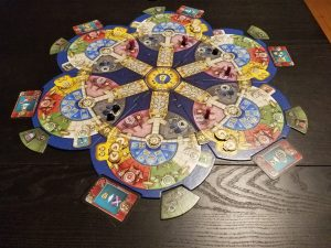 Aquasphere board game