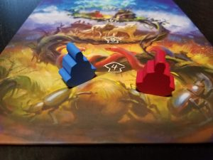 Karmaka board game