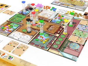 kitchen rush board game