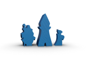 Archmage meeples